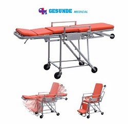 Multipurpose Emergency Stretcher YDC-3D