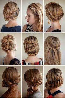 Style Rambut Kepang Wanita Masa Kini Style Rambut Terkini - Gaya rambut pendek kepang