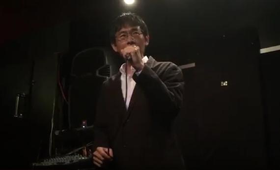 Ken Suzuki Stand-up Comedian