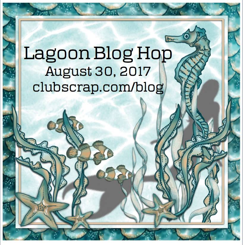 Club Scrap August Blog Hop