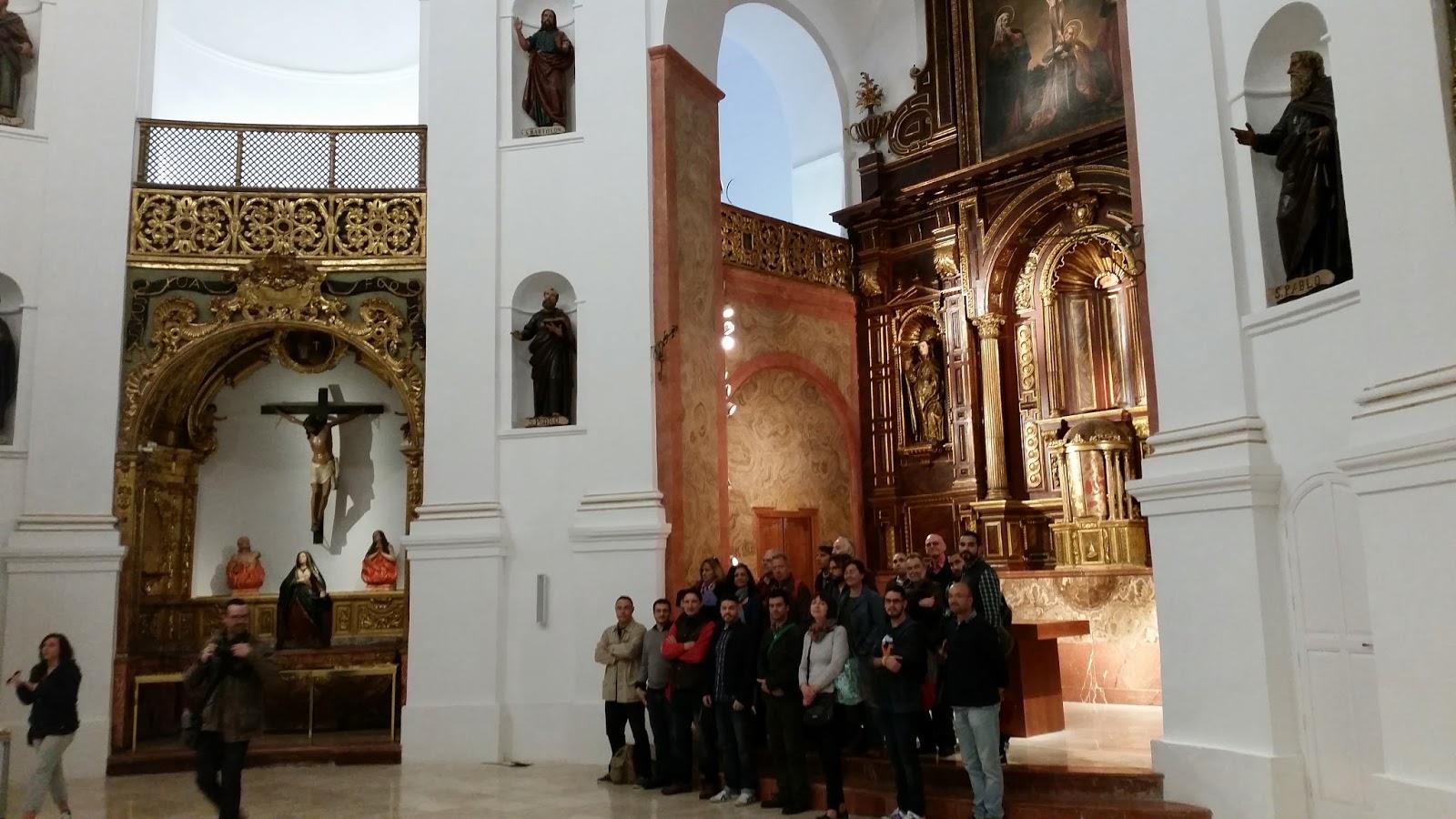Restauraci n de la iglesia del santo cristo de la salud de for Pasion amistad malaga