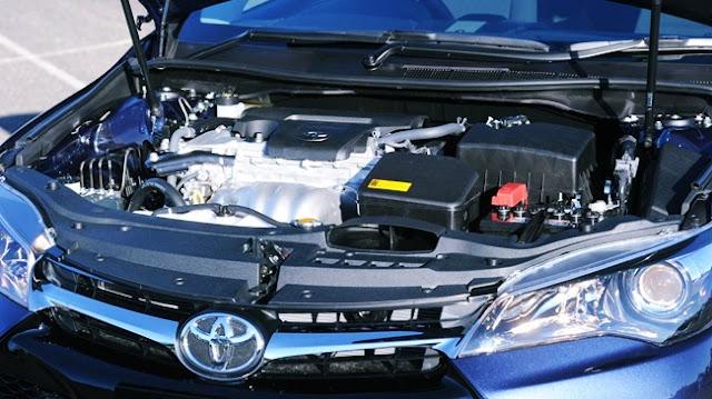 2016 Toyota Camry Atara S Review Engine Performance