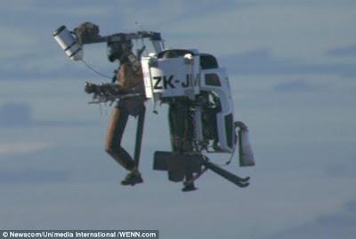 Terbang dengan Jetpack