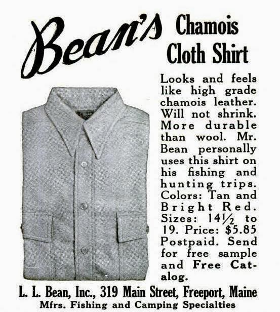 L.L. Bean Chamois Cloth