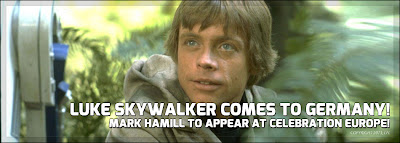 Mark Hamill el actor que intrepretó a Luke Skywalker.