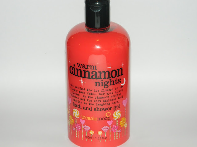 Treacle Moon Warm Cinnamon Nights Review