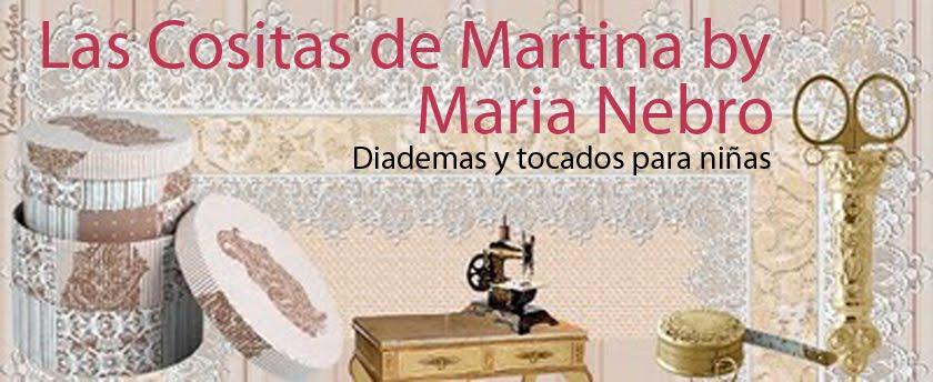 Las cositas de Martina by Maria Nebro