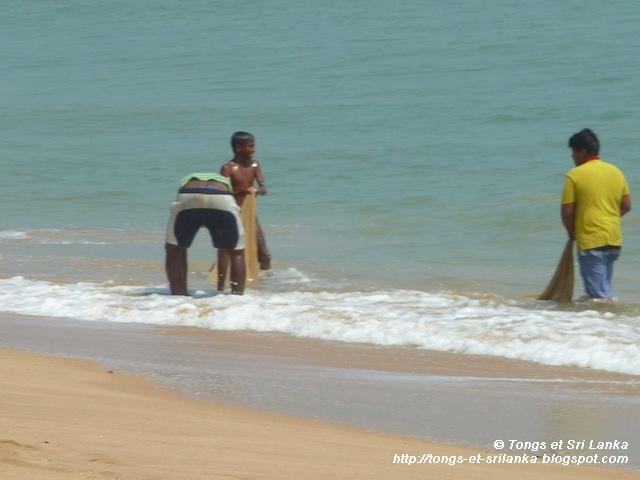 surf a tangalle au Sri Lanka