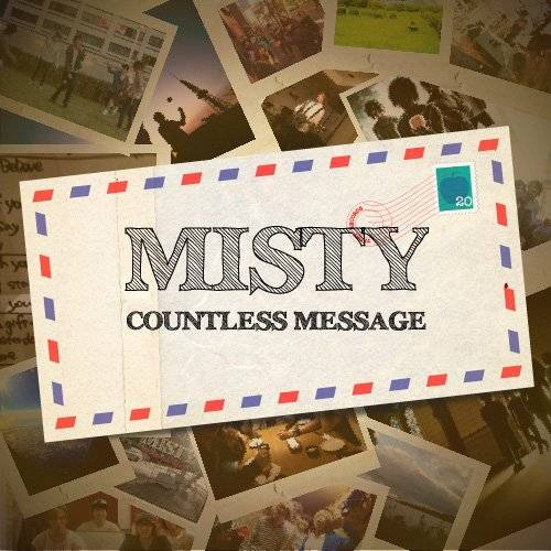 [Album] MISTY – COUNTLESS MESSEAGE (2015.01.14/MP3/RAR)