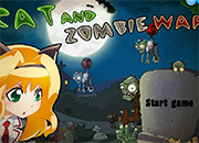 Plantas contra Zombies Cat War