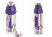 Buy Cello Go Yo Water Bottle  900 Ml Violet at Rs  Via Pepperfry :buytoearn