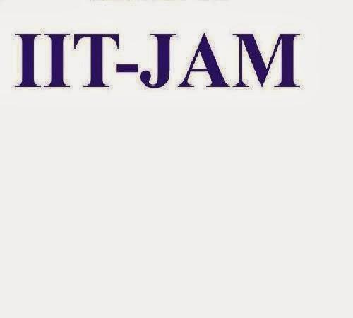IIT JAM 2014 Exam Result
