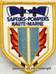 SAPEURS POMPIERS DE CHAUMONT 52 ET L'UNIVERS DES POMPIERS.