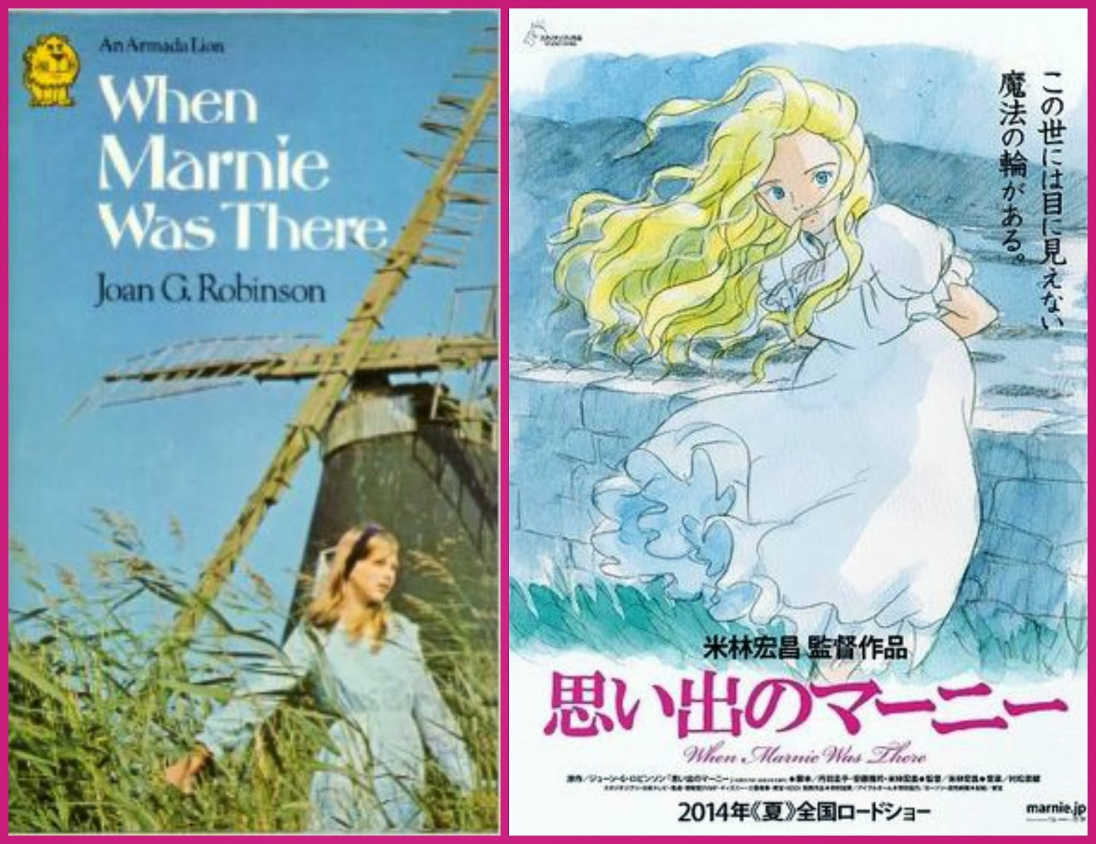 New Studio Ghibli Feature When Marnie Was There