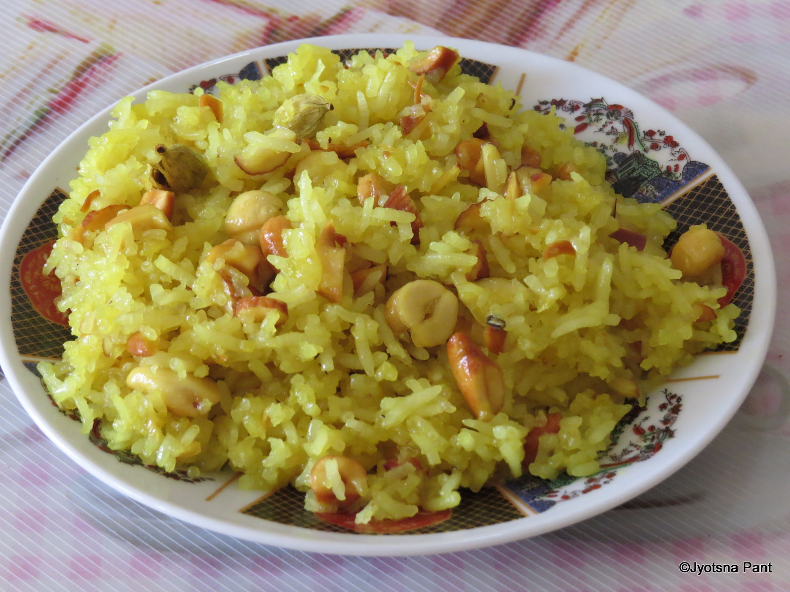 With Love from Mom's Kitchen: Sweet Rice