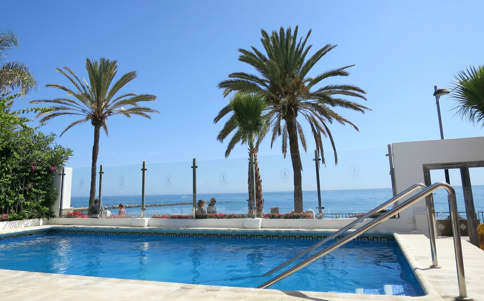 Holiday marbella spain part one hotel location daytime lilies and lipbalm - Aparthotel puerto azul marbella ...
