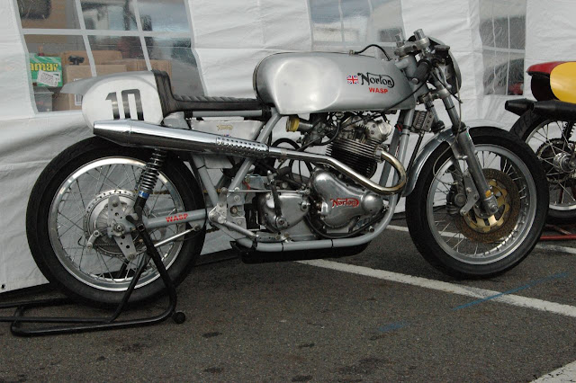 NORTON CAFE RACER | NORTON WASP | NORTON RACING MOTORCYCLE
