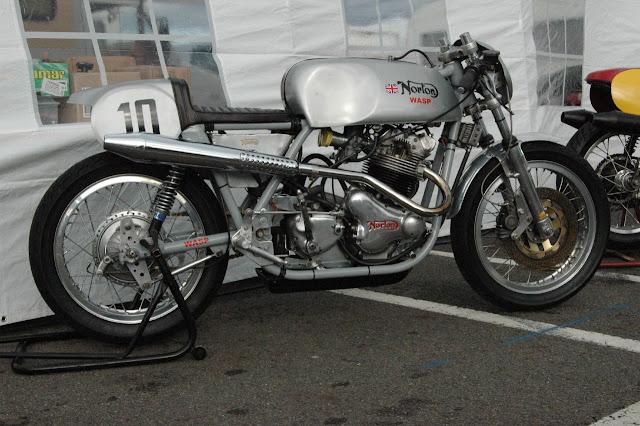NORTON CAFE RACER | NORTON WASP | NORTON RACING MOTORCYCLE