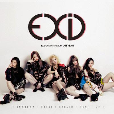 EXID Ah Yeah Cover