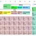 हिंदी में पीरियोडिक टेबल ( आवर्त सारणी )