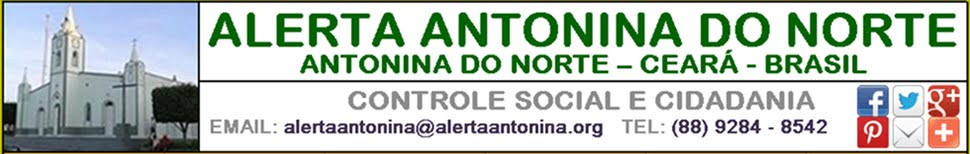 ALERTA ANTONINA DO NORTE
