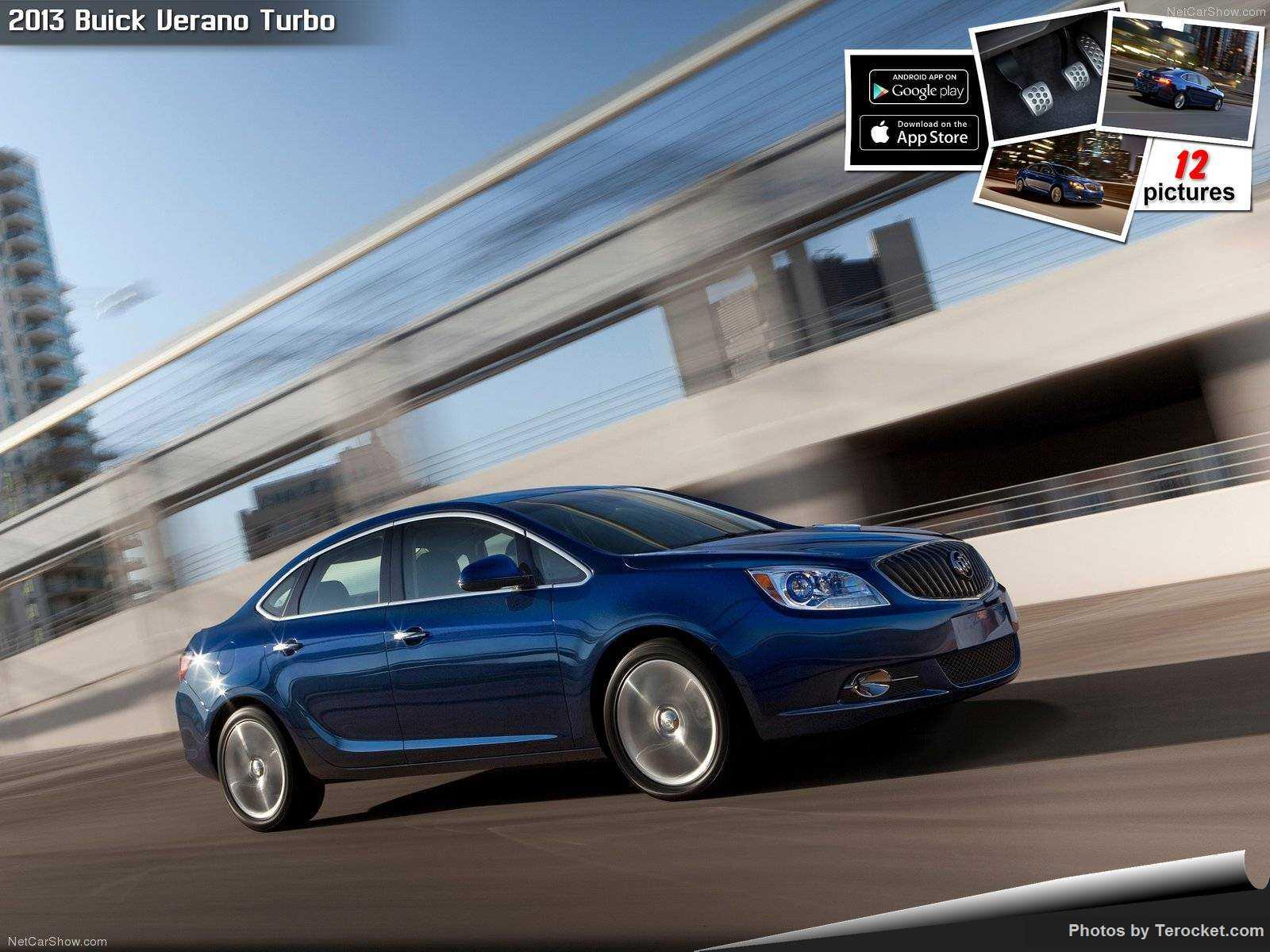 Hình ảnh xe ô tô Buick Verano Turbo 2013 & nội ngoại thất