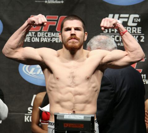 UFC 159: Entrevista Previa a Jim Miller 