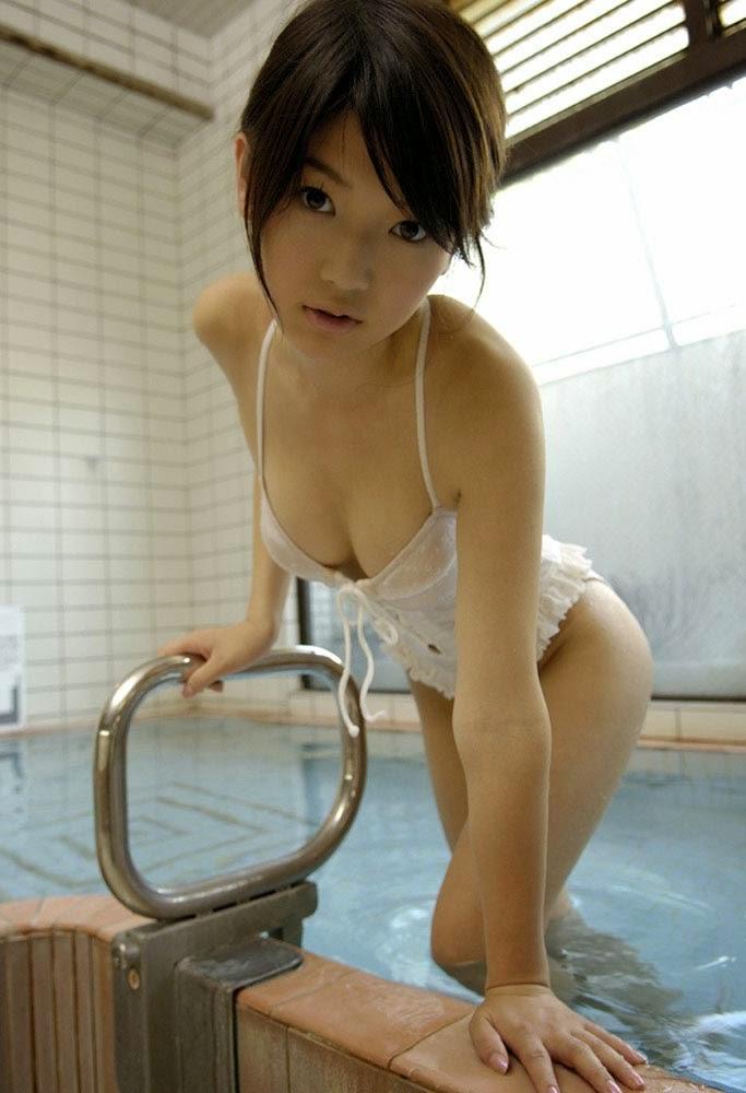 noriko kijima sexy bikini pics 02