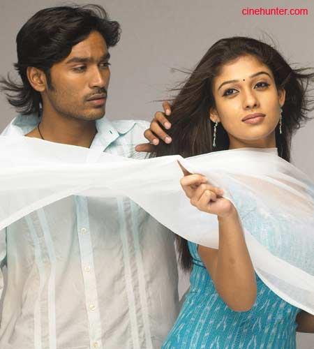 Dhanush & Nayanthara