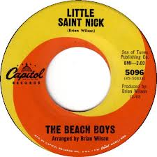 little saint nick released as a christmas single in 1963 was a christmas car song for teenage guys an alternative version of lsn using the backing - Beach Boys Christmas Song
