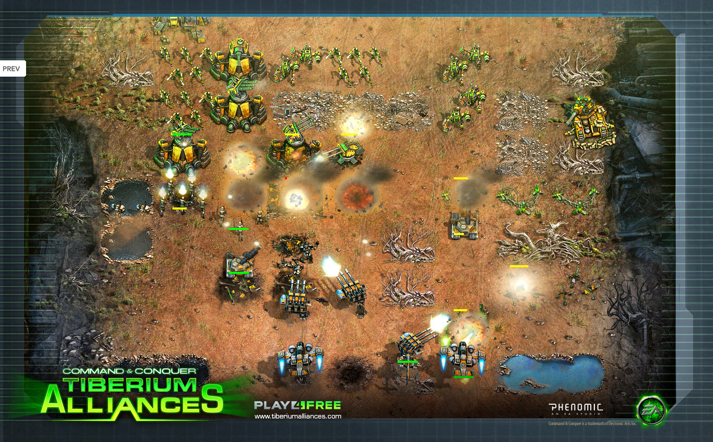 command and conquer tiberium alliances download