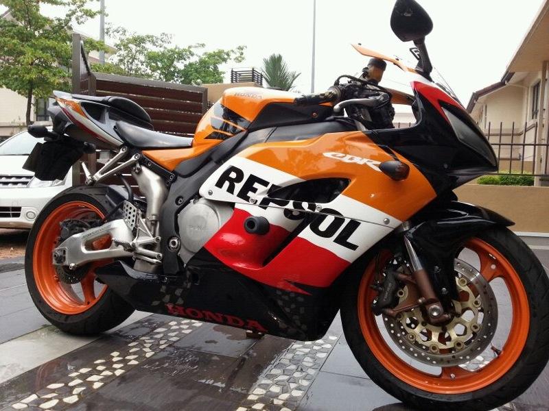 Super Great Sportbikes For Sale Honda Cbr1000rr 2004