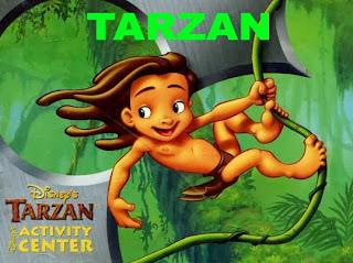Disney's Tarzan PC Game Full Version Free Download