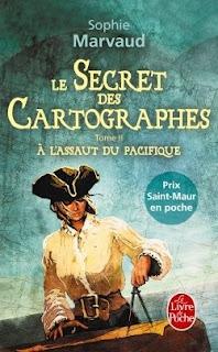 [Marvaud, Sophie] Le secret des cartographes - Tome 2: A l'assaut du Pacifique A+l%2527assaut+du+Pacifique