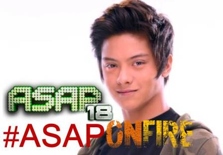 Daniel Padilla is On Fire this March 3 in ASAP 18