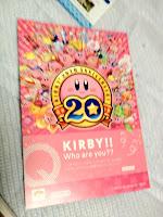 星のカービィ 20周年 スペシャルコレクション 同梱物