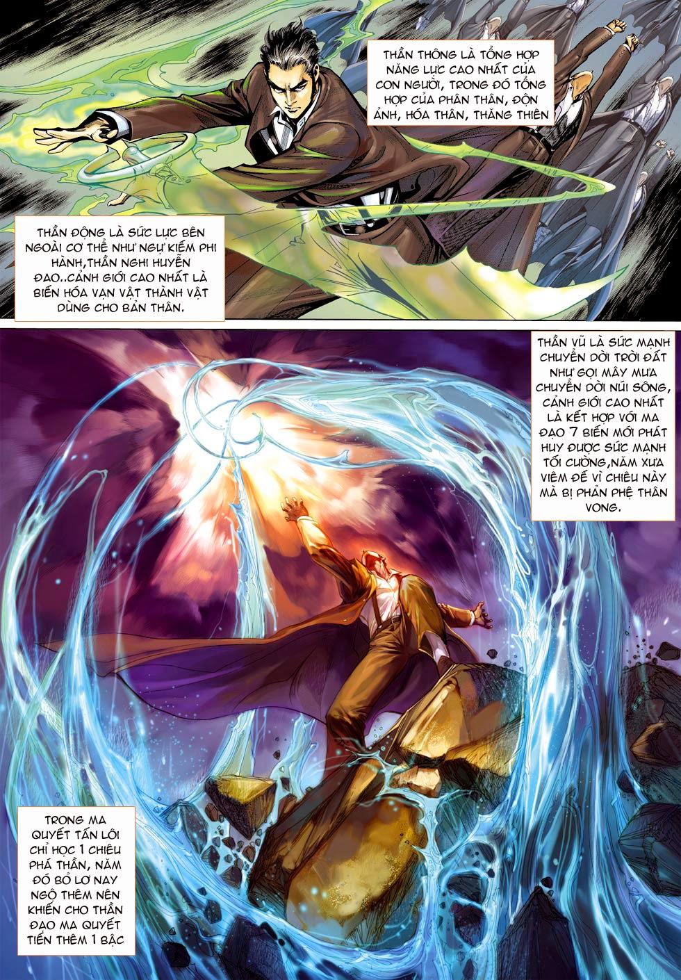 Thần Binh 4 chap 25 - Trang 8