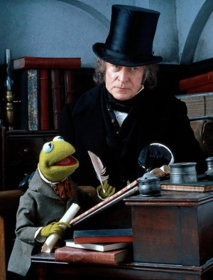 CommentaramaFilms: Film Friday: The Muppet Christmas Carol (1992)