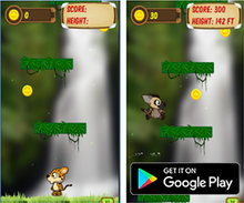 Adventure Game of the Week - Jungle Jumpers