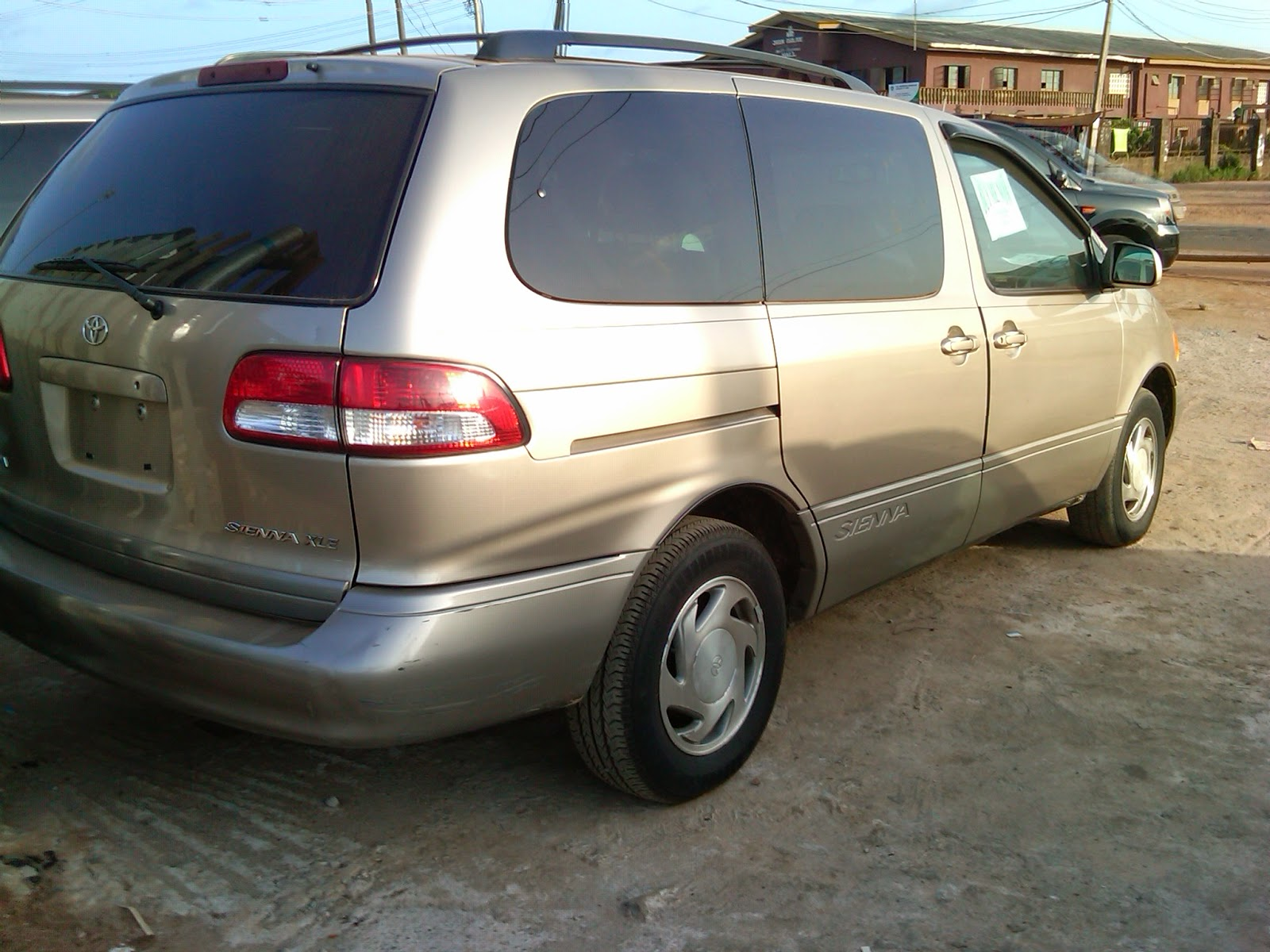 Used Sienna Car For Sale In Nigeria