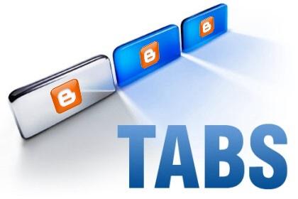 讓 Blogger 側邊欄有個簡易安裝的分頁(TAB)功能__(2) 安裝 Blogger 官方小工具
