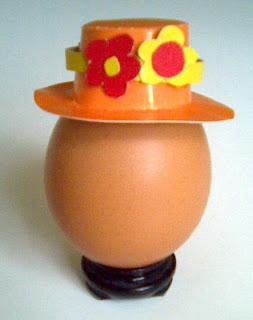 шляпки для яиц