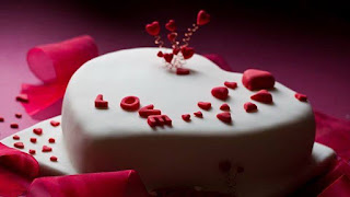 Valentine Day Cakes Love