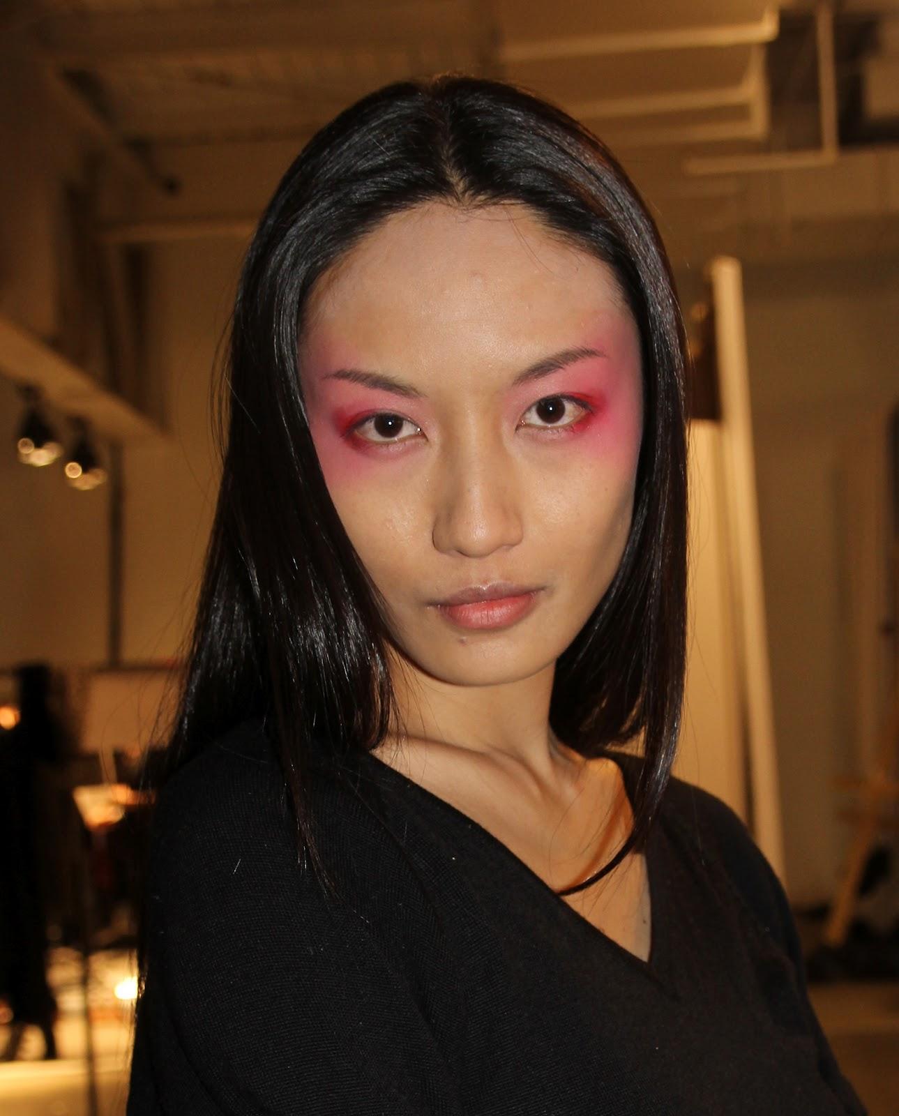 Lyra Mag 192 Detacher Fall Winter Backstage Shiseido
