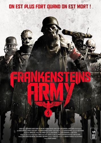 Frankenstein's Army (BRRip HD Español Latino) (2013)