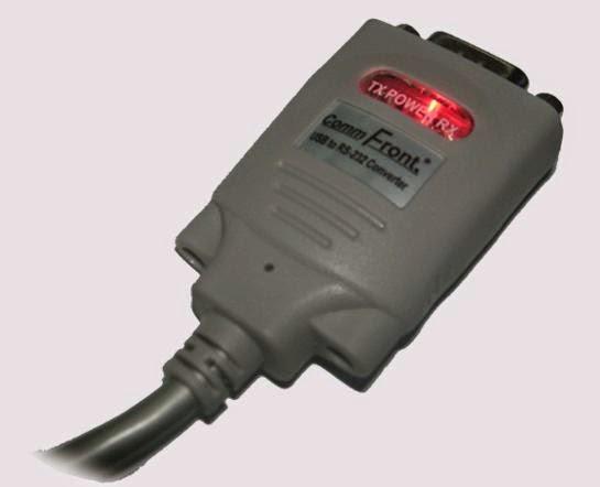 U232-P9 USB-TO-SERIAL CONVERTER DRIVER