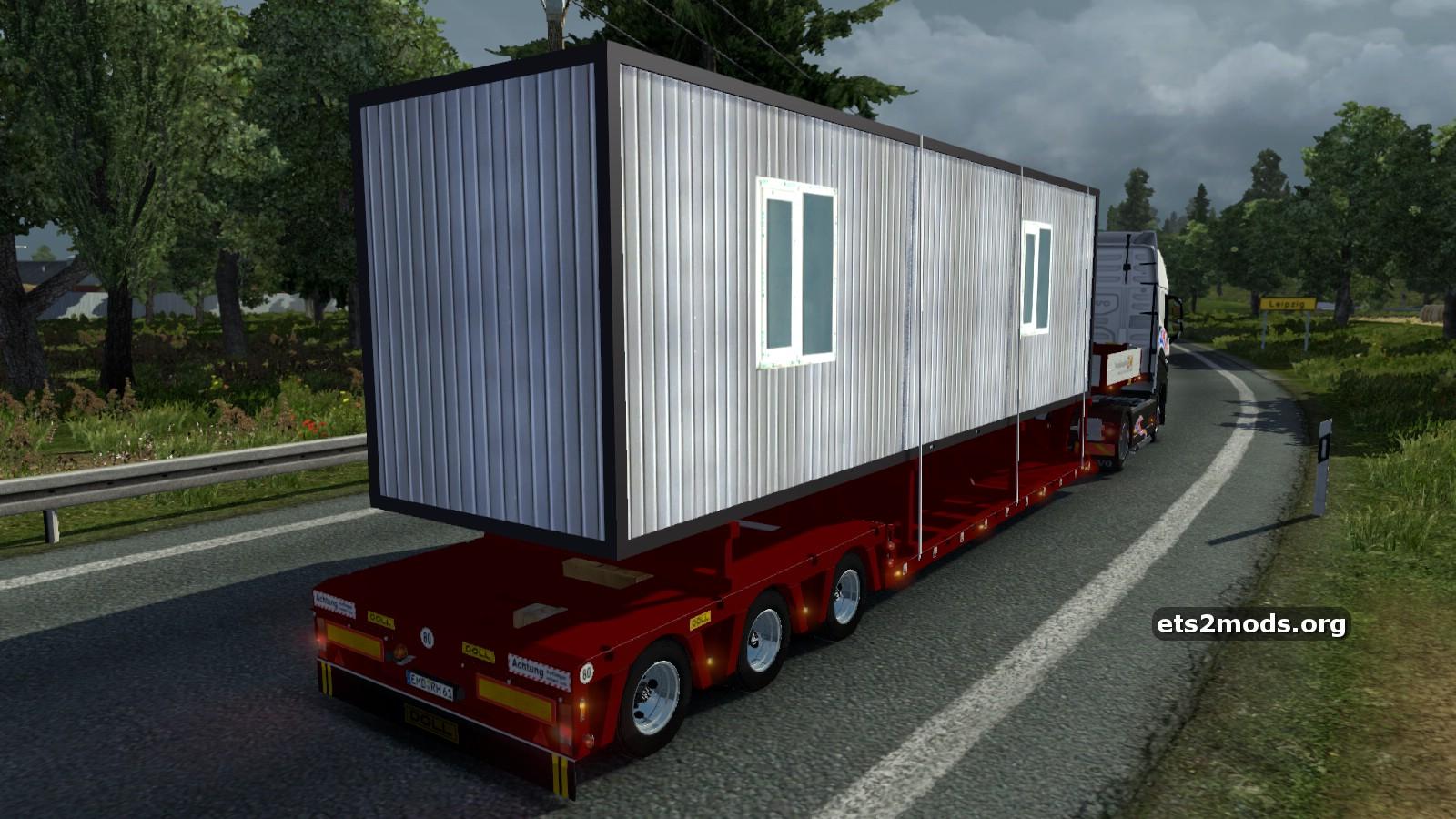 Cabane de chantier construction container site hut for Construction container