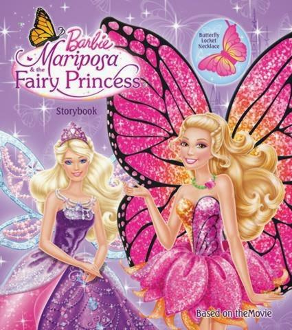Gambar Barbie Mariposa