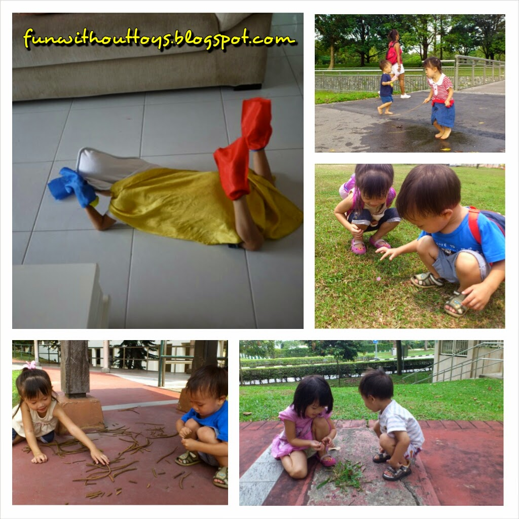 Study Too Many Structured Activities >> Fun Without Toys Study Too Many Structured Activities May Hinder