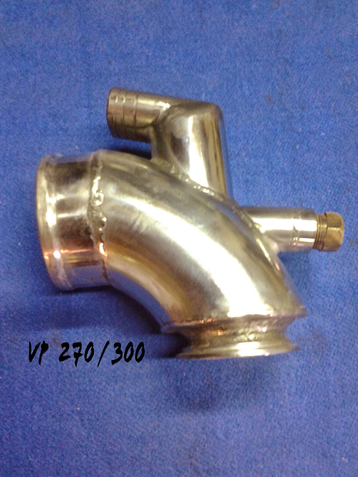 Collettori gomiti curve doppia camera in acciaio inox for Rame vs cpvc per linee d acqua